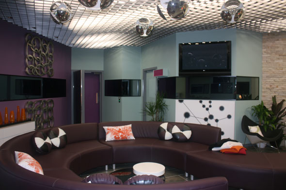Big Brother 8 Australia: House Pictures