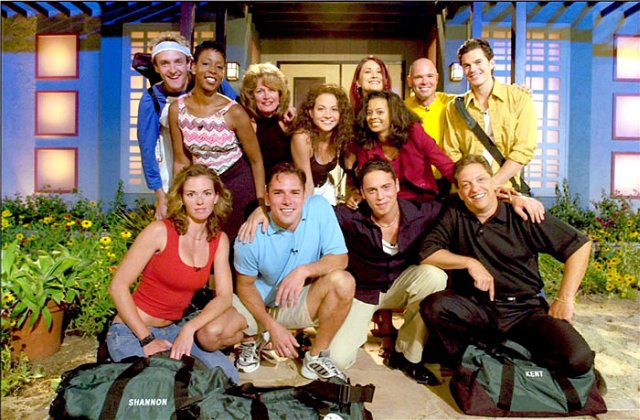 images of Big Brother 2 Usa Group Pictures